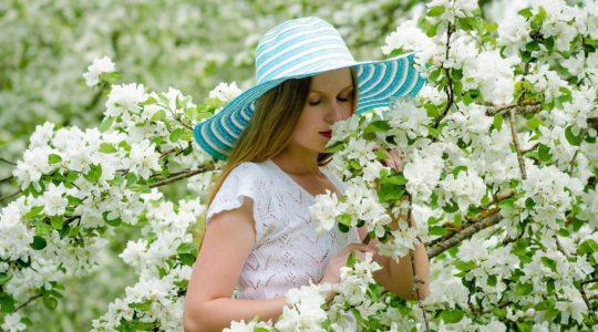 tavaszi bőrvédelem